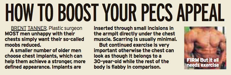 Boost your Pecs Appeal